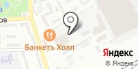 Шерше Ля Фам на карте