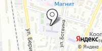 Общеобразовательная школа-интернат №8 на карте