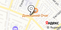 Дарман на карте