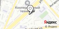ЖАСО на карте