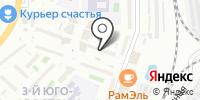 КУЛ на карте