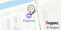 Автомойка на Звездной на карте
