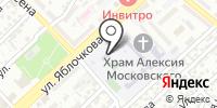 Специальная коррекционная школа-интернат им. С.И. Здоровцева на карте