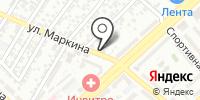 Шалунишка на карте