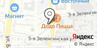 Богема на карте