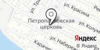 Открытая сменная общеобразовательная школа №5 на карте