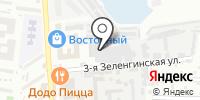 Астмебель на карте