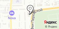 Астрахань-Электропоставка на карте