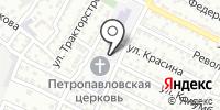 Детский сад №16 на карте