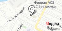 Астраханский хлеб на карте
