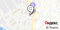 Автоцентр на Славянской на карте