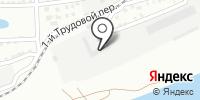 Столярный цех на карте