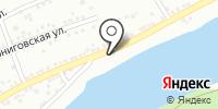 У Лукоморья на карте