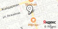 МУЗАМБИЛЬ на карте