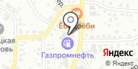 Томский областной психоневрологический диспансер на карте