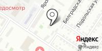 АБ Фитнес на карте