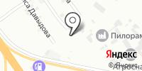 Свент на карте