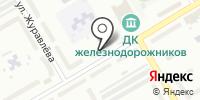 Сиб-М на карте