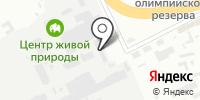 МаВР на карте