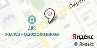 ИКБ Совкомбанк на карте