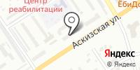 Дезэфект на карте