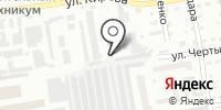 Пит-Стоп на карте