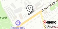 ИТП Графит на карте