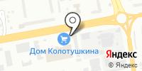 Вектор SB на карте