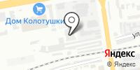 Первый супермаркет дверей на карте