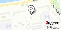 Красноярье на карте