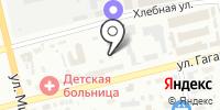 Комплексная СДЮСШОР Республики Хакасия на карте