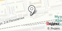 Хозяин на карте