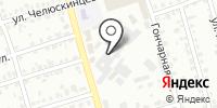 МЗТО на карте