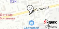 Декор-террако на карте