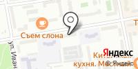 Исида на карте
