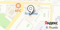 Массе на карте