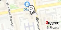 Гостиница в квартирах на карте