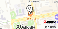 Трапеза на карте
