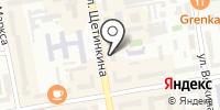 Градстрой на карте