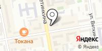 Винный погребок на карте