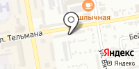 Ленаро на карте