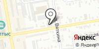 Илона на карте