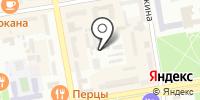 Комплексная ДЮСШ на карте
