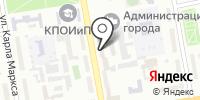 Управление МВД России по г. Абакану на карте