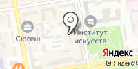 Контакт-Хакасия на карте