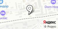 Магазин детской одежды на Вокзальной на карте
