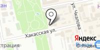 Большое путешествие на карте
