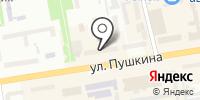 ЭлСи на карте