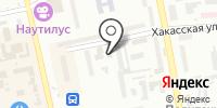 Бьюти-холл на карте