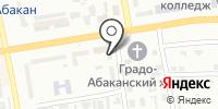 Дэнас-центр на карте